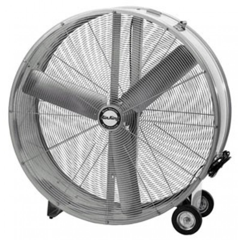 Air Moving Fans : Inch portable barrel fan